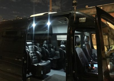Video Village Mercedes Sprinter Los Angeles Rental 1