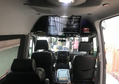 Video Village Mercedes Sprinter Los Angeles Rental 3